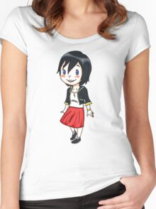 Heart Family - Xion Women's Fitted Scoop T-Shirt