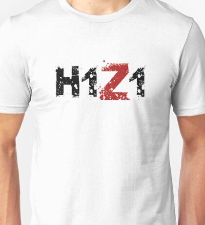 H1Z1: Title - Black Ink Unisex T-Shirt