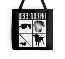 Referee Starter Pack Tote Bag