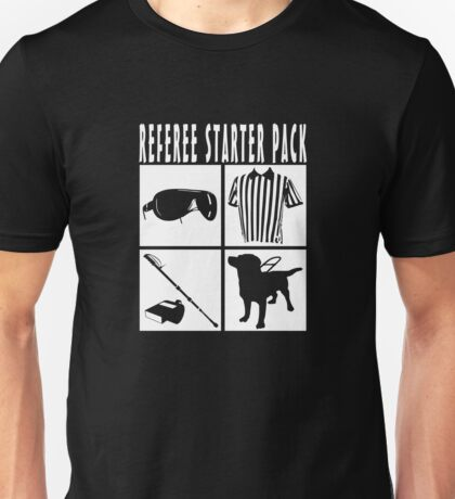 Referee Starter Pack Unisex T-Shirt