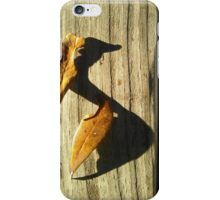 Leaf Shadow iPhone Case/Skin