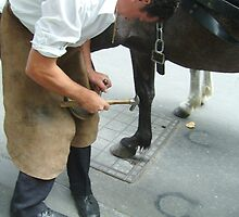 City Farrier by skyhorse