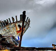 Wreck by Þórdis B.