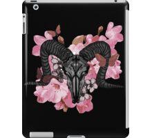 Ram Skull II iPad Case/Skin