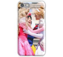 Princess Friends till the end  iPhone Case/Skin