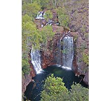 Florence Falls, Litchfield National Park, Northern Territory, Australia Photographic Print