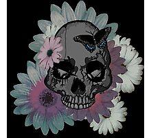 Mathy's Skull Photographic Print