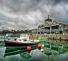 Mornington Harbour 1 by Keith Stead