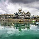 Mornington Harbour 2 by Keith Stead