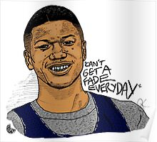 Jalen Rose - Can't Get A Fade Everyday  Poster