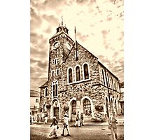 Church in Looe Photographic Print