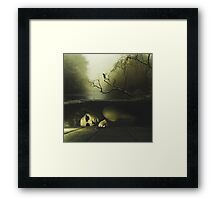 Forever lost Framed Print