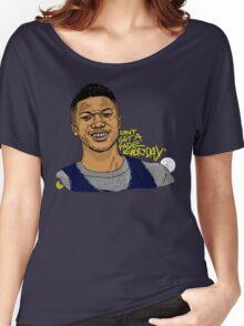 Jalen Rose - Can't Get A Fade Everyday (ALT) Women's Relaxed Fit T-Shirt