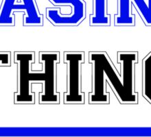 It's a YASINE thing, you wouldn't understand !! Sticker