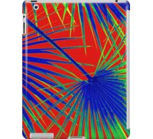 Hot Palm Frond iPad Case/Skin