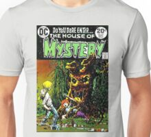 House of Mystery cover Unisex T-Shirt