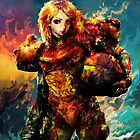 Samus by ururuty