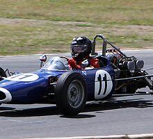 KJC Mk3 by Larry Varley