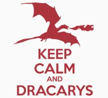 DRACARYS Kids Clothes