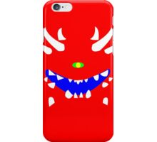 Cacodemon iPhone Case/Skin