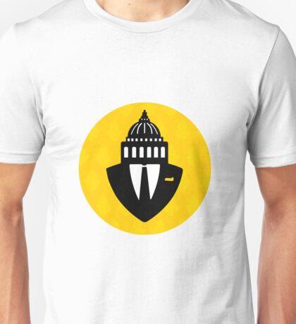 The Partisan Pundits Ol' Yeller Unisex T-Shirt