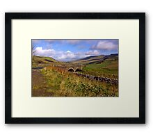 Abbotside Common Framed Print