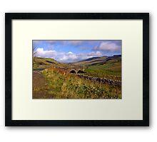 Abbotside Common Framed Print