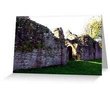 Pendragon Castle #2 Greeting Card