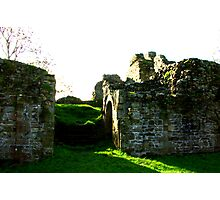 Pendragon Castle #3 Photographic Print