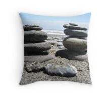 NZ - Zen there were 2 Throw Pillow