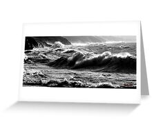 Another storm on it's way Greeting Card