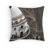 Spain - Symmetry Throw Pillow