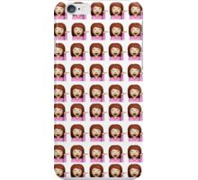 Sassy Girl Emoji iPhone Case/Skin