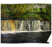 Wainwath Force at Keld -Yorkshire Dales Poster