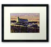 The Hermitage Framed Print