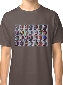 all riders Classic T-Shirt