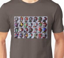 all riders Unisex T-Shirt