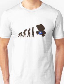 Evolution Mario T-Shirt