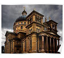 Basilica of Saint Josaphat Milwaukee Poster