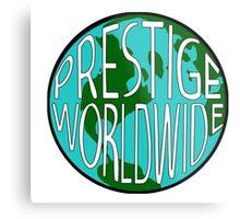 Step Brothers: Prestige Worldwide Metal Print