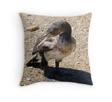 Bye Bye Wasp - Shag NZ Throw Pillow