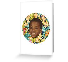 KANYE WEST  Greeting Card