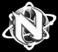 NuTron Godz Emblem v1 by rockyvega6