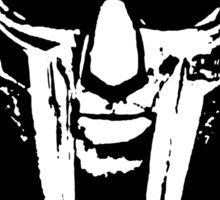 Villain MF DOOM Sticker