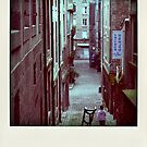 Faux-polaroids - Travelling (34) by Pascale Baud