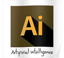 ADOBE ARTIFICIAL INTELLIGENCE Poster