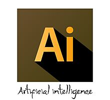 ADOBE ARTIFICIAL INTELLIGENCE Photographic Print