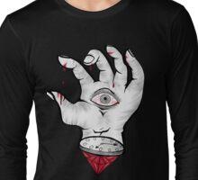 Cruel Hand Of Time Long Sleeve T-Shirt