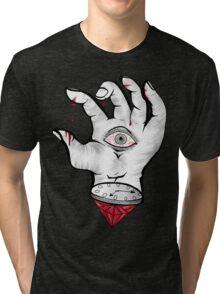 Cruel Hand Of Time Tri-blend T-Shirt