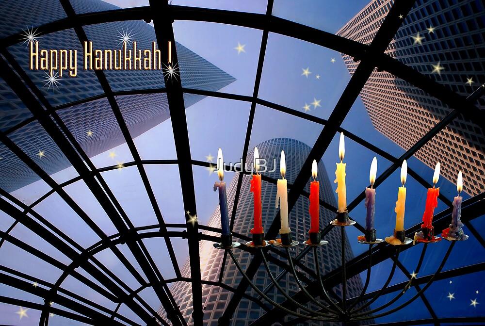 Happy Hanukkah ! by JudyBJ